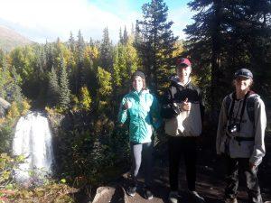 Hiking Photo. maia,jeren,vincent